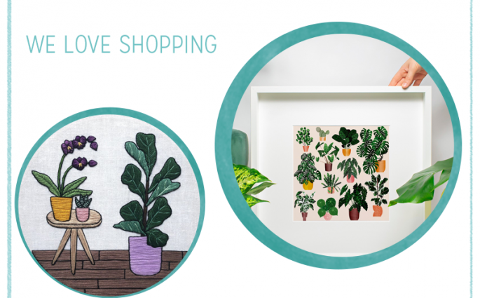we love Inspiration: Plantladies | we love handmade