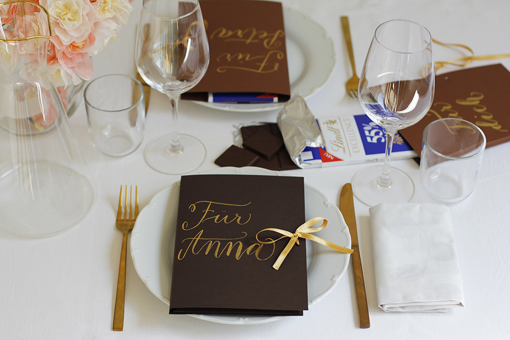 Diy Edle Verpackung Für Gastgeschenk We Love Handmade