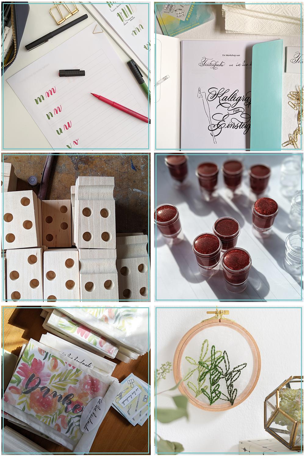 Monatsrückblick: September 2019 | we love handmade