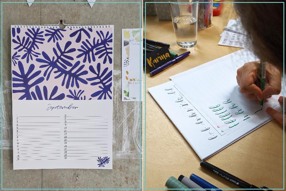Monatsrückblick: September | we love handmade