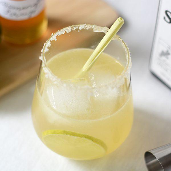 Rezept: Zitronengras Sour | we love handmade