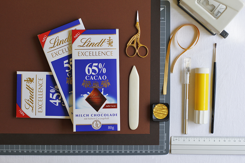 Verpackung für Gastgeschenk: Material | we love handmade