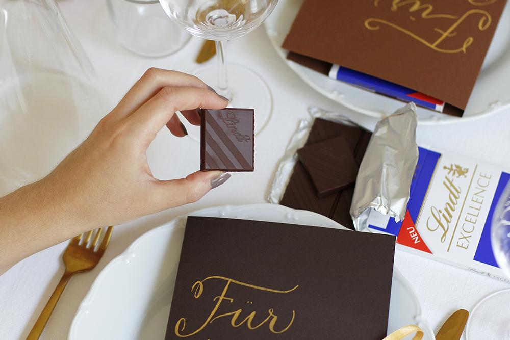 Verpackung für Schokolade: Gastgeschenk | we love handmade