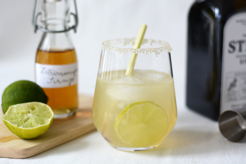 Zitronengras Sour Drink | we love handmade