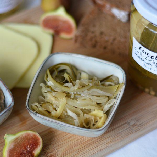 Zucchini Zweierlei | we love handmade