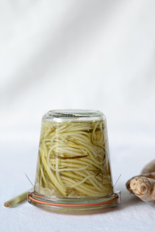 Zucchini asiatisch einmachen | we love handmade
