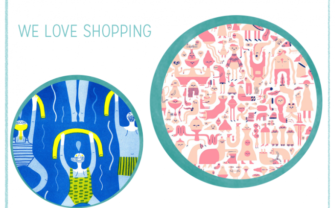 we love Shopping: Riso Prints | we love handmade