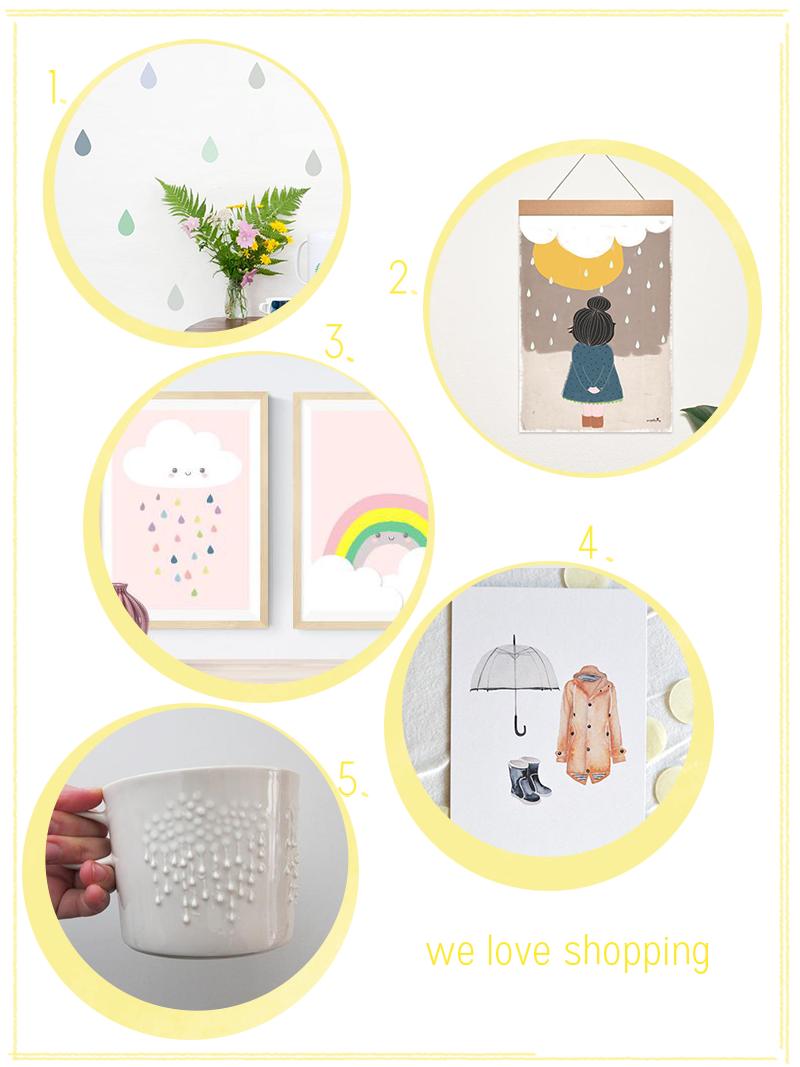 we love shopping: Regentage Feature | we love handmade