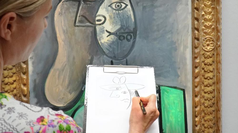 Dezember-Termine: Drawing Friday in der Albertina