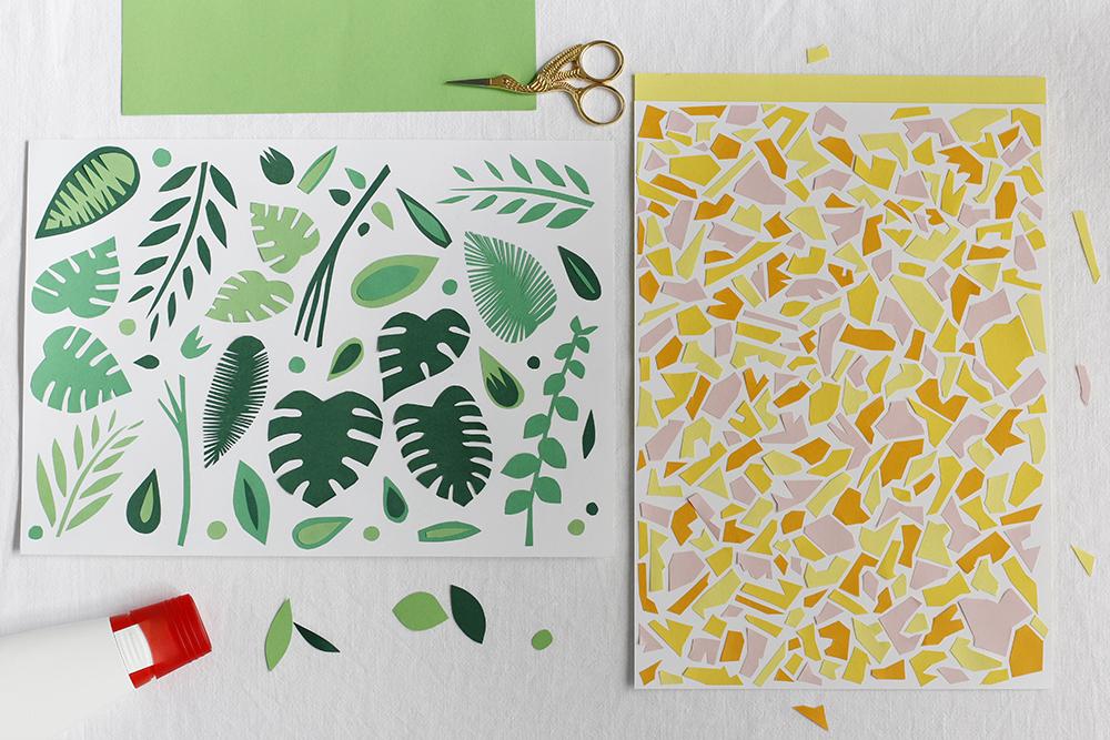 Kreativer Jahreskalender | we love handmade