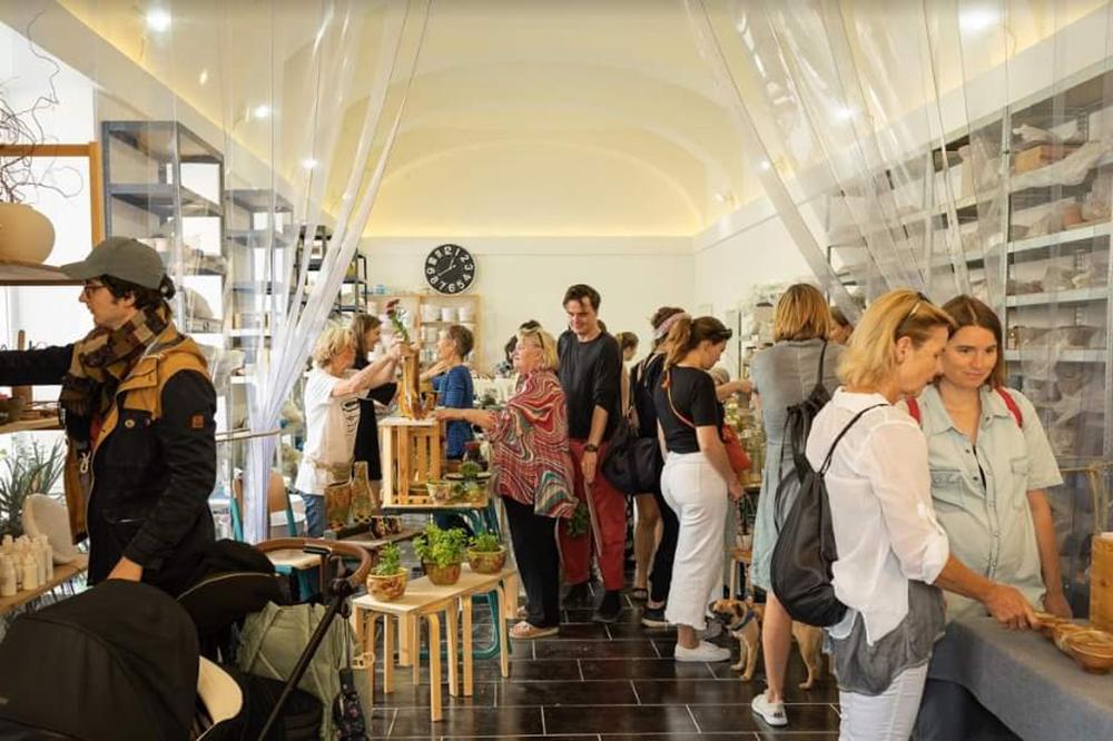 Dezember-Termine: Rami Ceramic Market