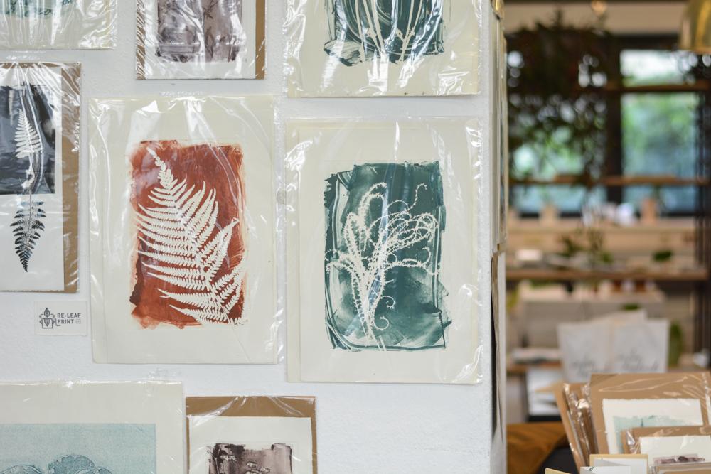 Re-Leaf Print | PlantFest Wien