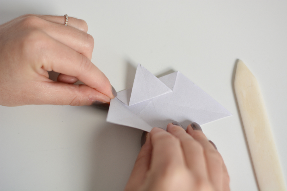 DIY: Origami-Stern | we love handmade