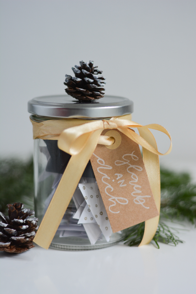Geschenkidee: Gutscheine | we love handmade