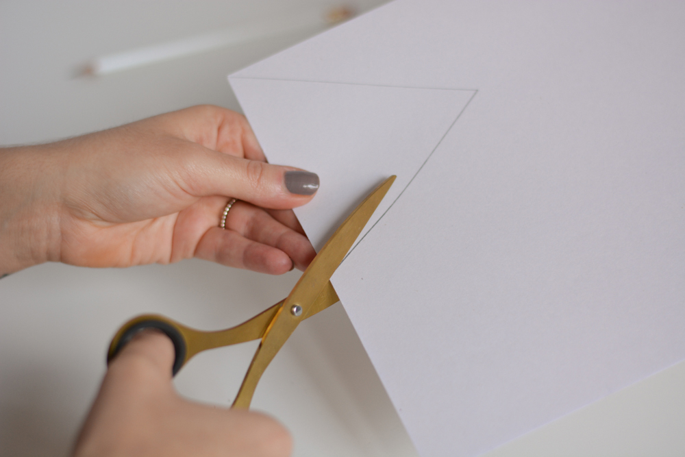 Origami-Stern: DIY | we love handmade