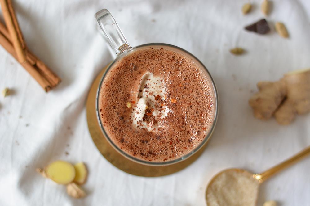 Rezept: Spicy Hot Chocolate | we love handmade