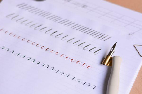 Schreibtinten | we love handmade