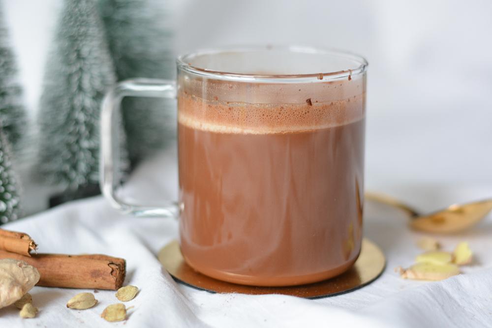 Spicy Hot Chocolate | we love handmade