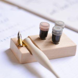 Tintenhalter-Ablage | we love handmade