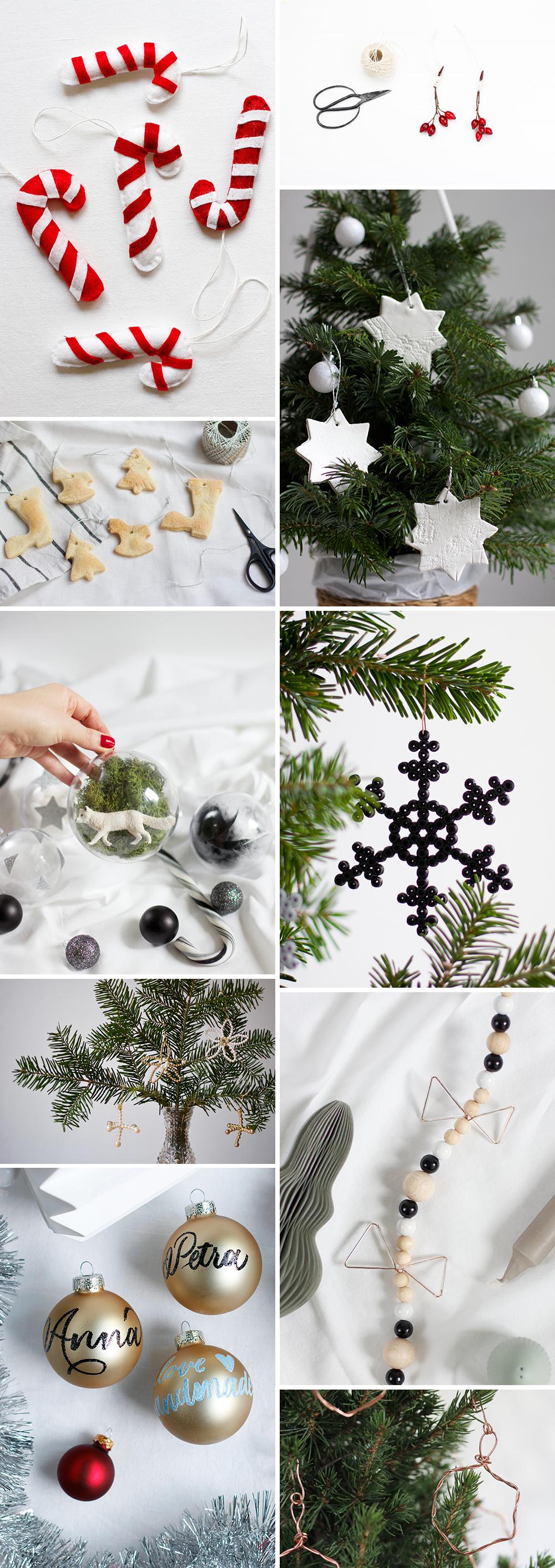 we love Inspiration: Unser liebster Weihnachtsbaumschmuck   we love handmade