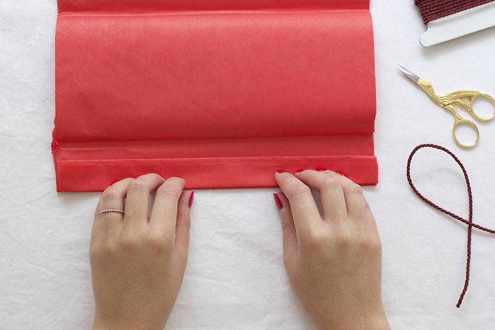 Geschenke verpacken: Dekoidee | we love handmade