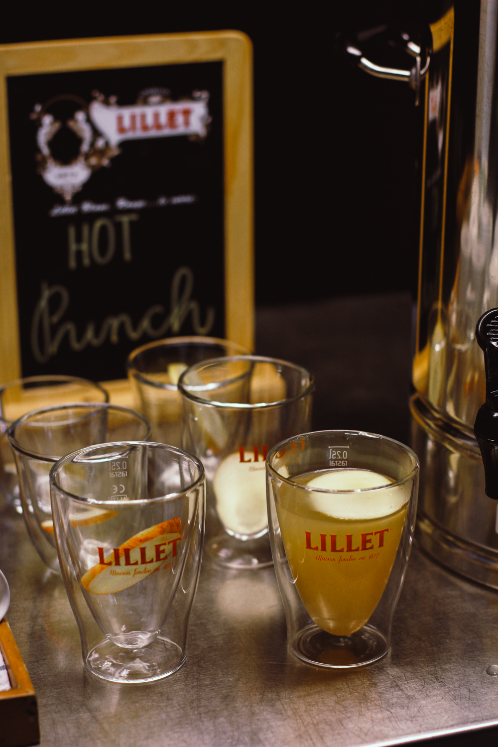 LILLET Hot Punch | we love handmade