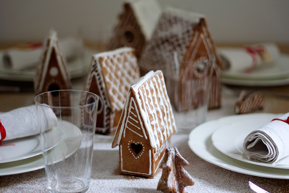DIY: Lebkuchenhäuser selber machen | we love handmade