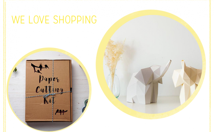 we love shopping: Craft Kit - Gift-Guide | we love handmade