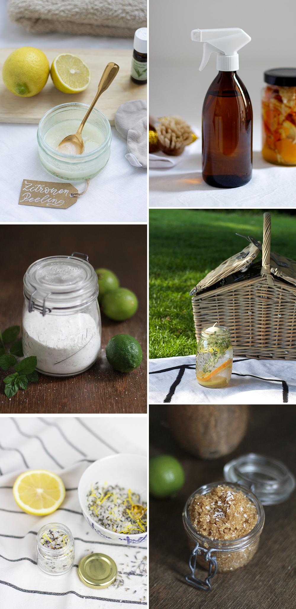 we love Inspiration: unsere liebsten DIYs mit Zitrusfrüchten | we love handmade