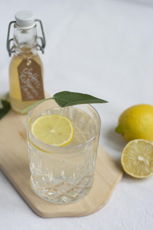Drink: Salbei-Zitronen-Sirup | we love handmade