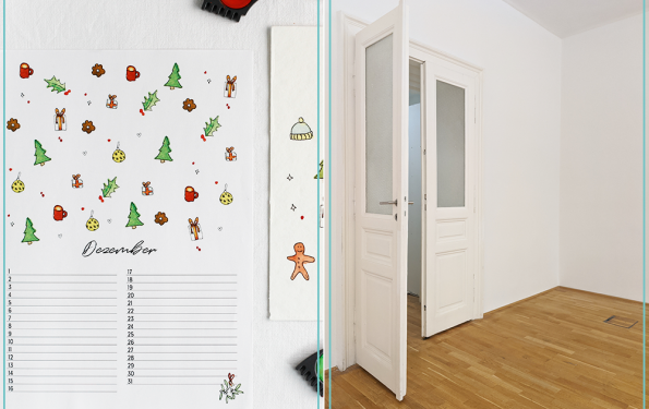 Monatsrückblick Dezember | we love handmade