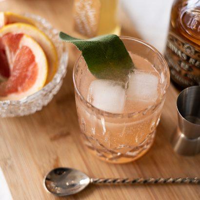 Grapefruit Whiskey Sour: Rezept | we love handmade