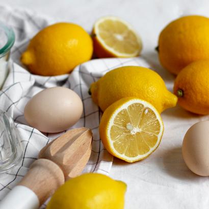 Rezept: Lemon Curd mit Inger Zutaten | we love handmade