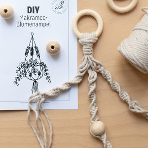 Makramee: DIY-Craft-Kit | we love handmade