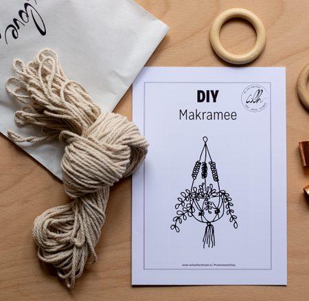 Neu im Shop: Makramee-Kit für Anfänger