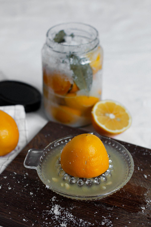 Rezept: Salzzitronen einlegen | we love handmade