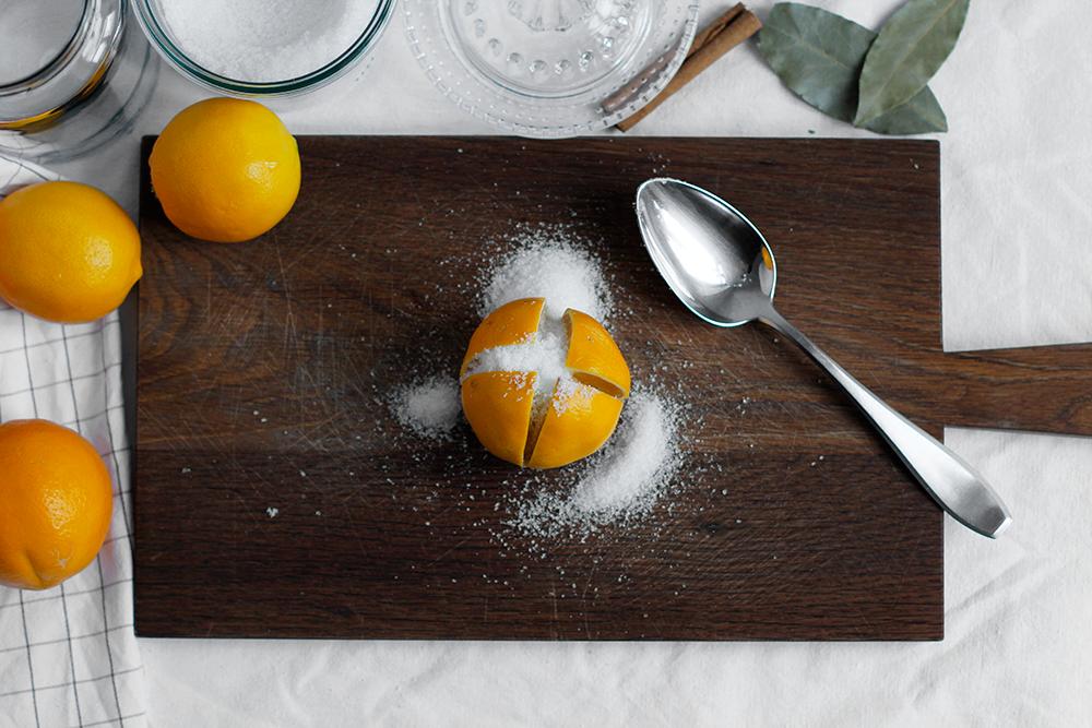Rezept: Salzzitronen selbermachen | we love handmade