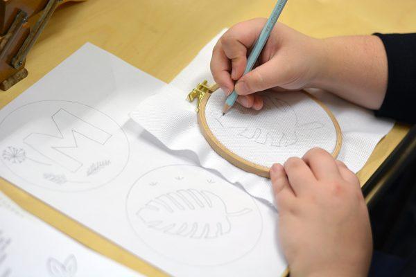 Stickbilder: Skizze | we love handmade