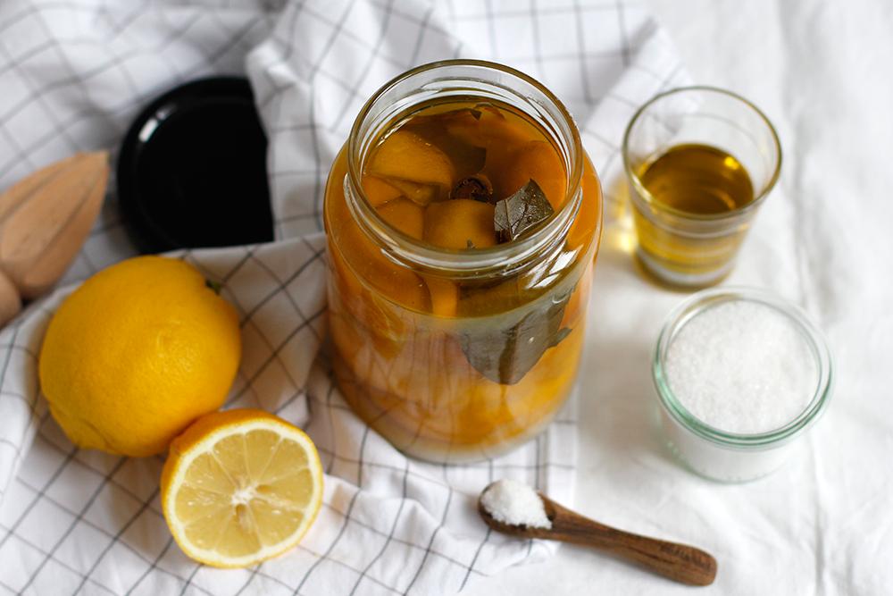 Rezept: Salzzitronen selber machen | we love handmade