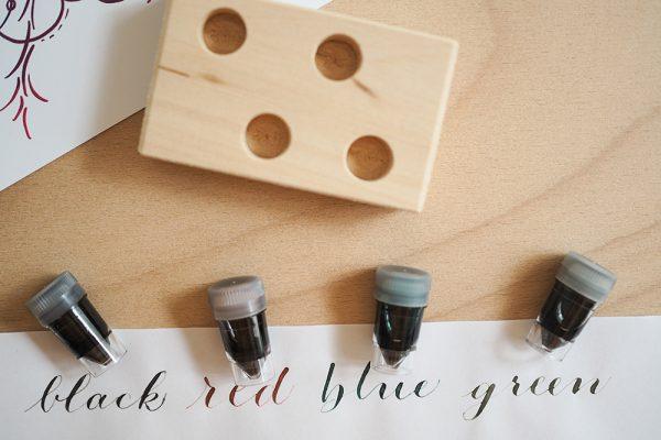 Kalligraphie: Dinky-Dips - Schreibtinten | we love handmade
