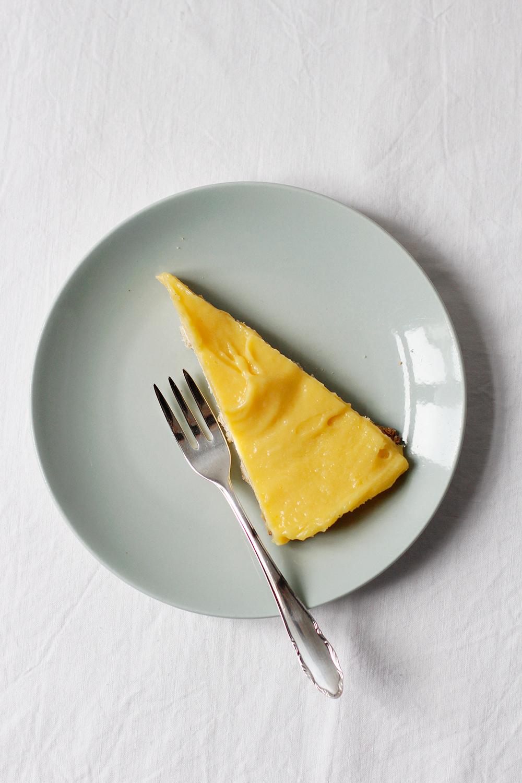 Rezept: Lemon Curd Tarte glutenfrei backen | we love handmade