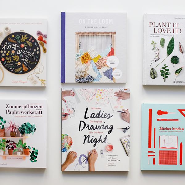 DIY-Bücher für Kreative und Selbermacher | we love handmade