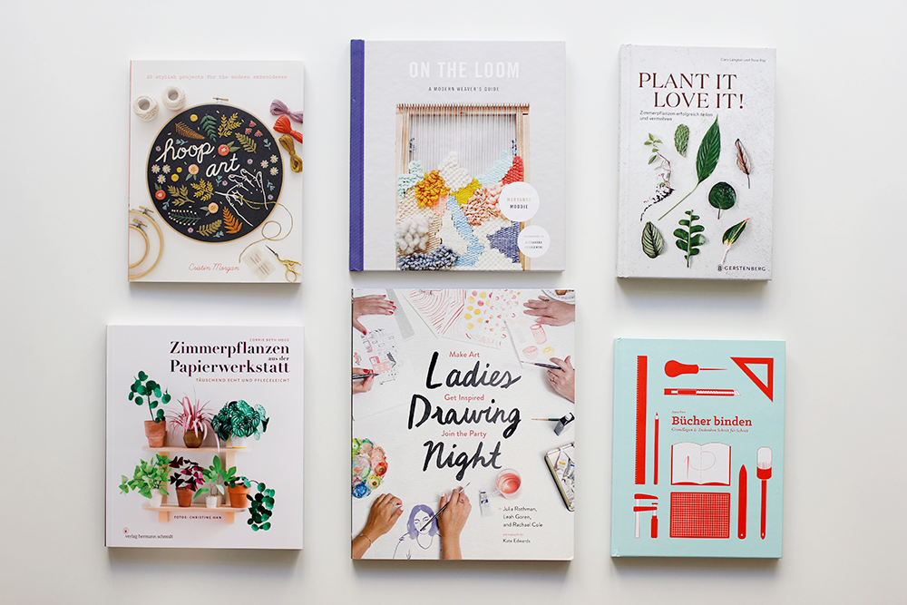 DIY-Bücher für Kreative und Selbermacher   we love handmade