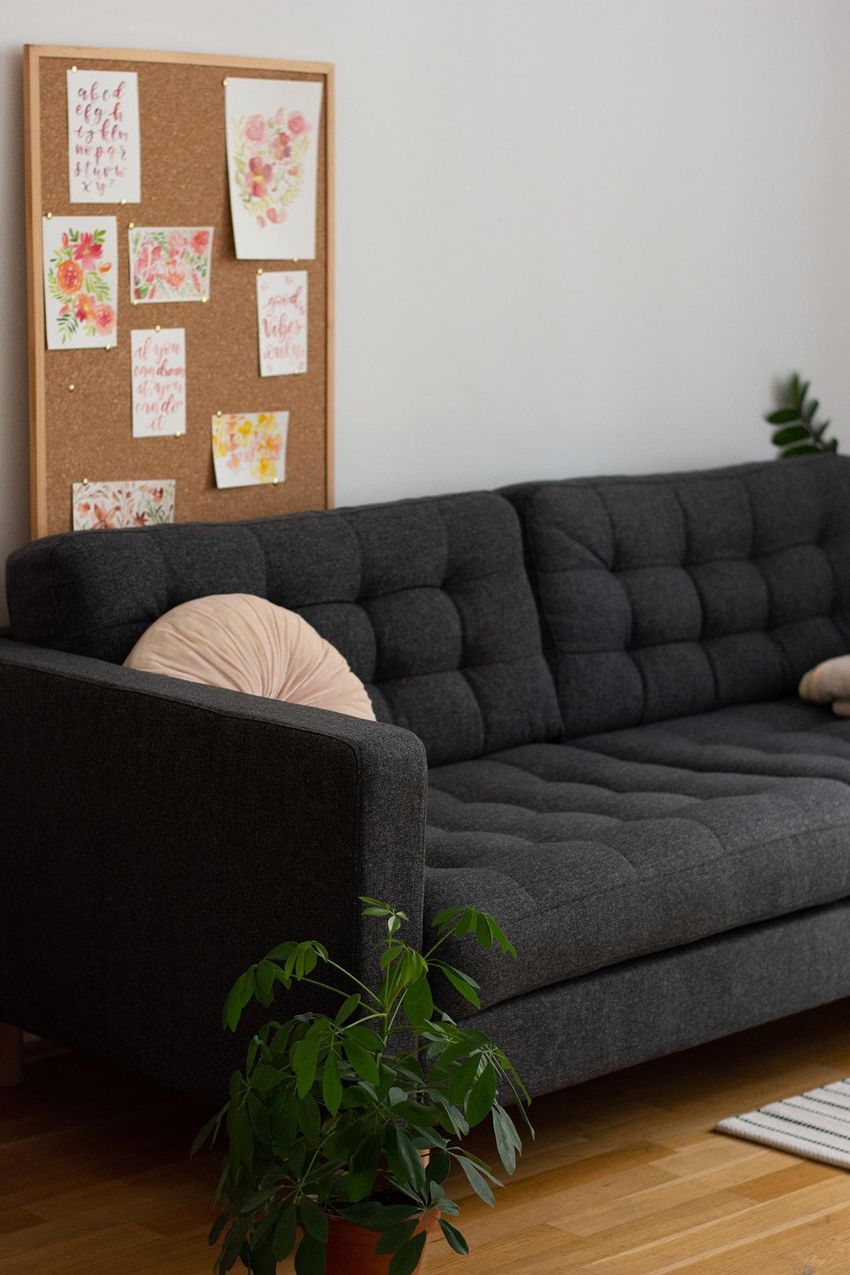 we love handmade Lounge-Area