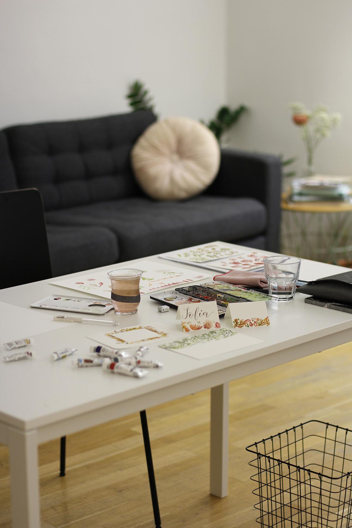 we love handmade STUDIO | Workshop-Space