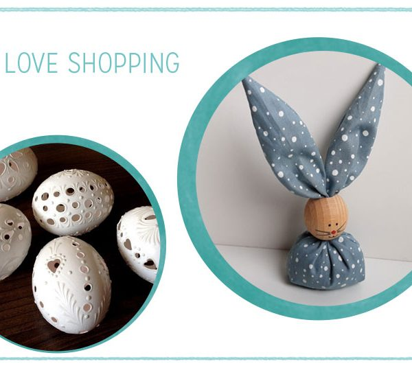 we love Shopping: Osterdekoration | we love handmade