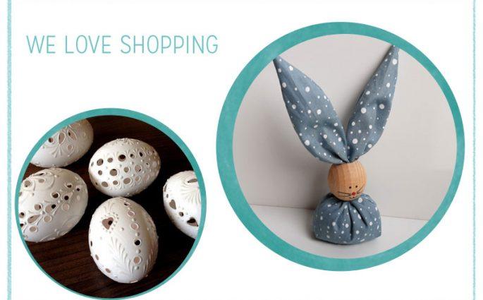 we love Shopping: Osterdekoration | we love handmade