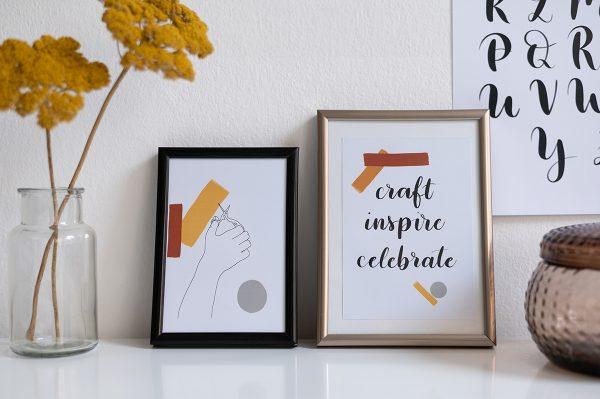 Artprints: Printables | we love handmade