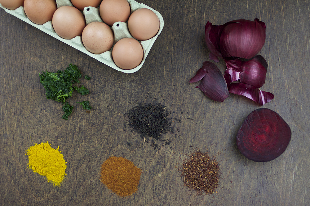 Eier natürlich färben: GUIDE | we love handmade