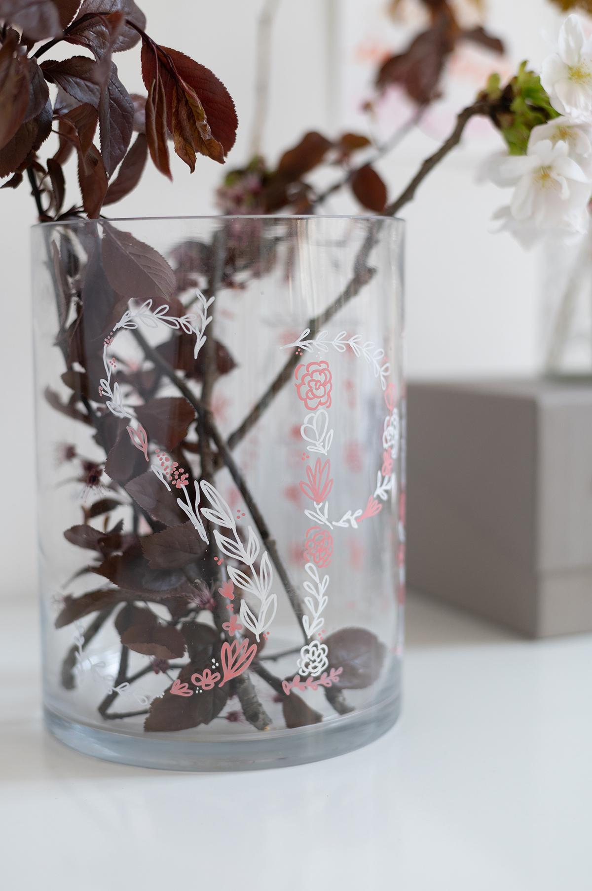 Spring Illustrationen mit Blumen | we love handmade